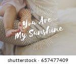 family parentage home love... | Shutterstock . vector #657477409