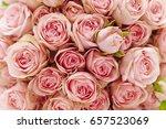 flower bouquet    Shutterstock . vector #657523069