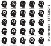 personal mind development...   Shutterstock .eps vector #657528241