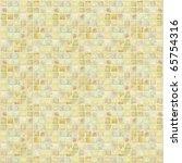 antique stone tile mosaic | Shutterstock . vector #65754316