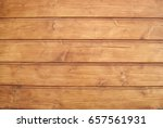 old rough wooden planks  close... | Shutterstock . vector #657561931