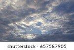 the sky | Shutterstock . vector #657587905