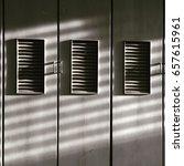 window light | Shutterstock . vector #657615961