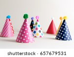 assorted collection of party... | Shutterstock . vector #657679531