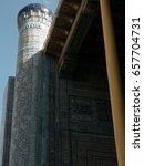 uzbekistan   architecture of