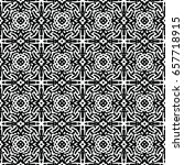 engraving seamless pattern. the ...   Shutterstock .eps vector #657718915