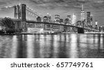 black and white photo of... | Shutterstock . vector #657749761