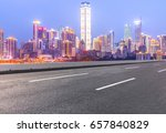 roads  roads  and the beautiful ... | Shutterstock . vector #657840829