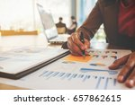 business concept. business... | Shutterstock . vector #657862615