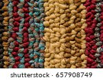 carpet texture background | Shutterstock . vector #657908749
