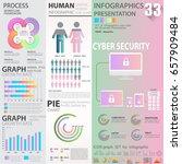 infographic set. big set of...   Shutterstock .eps vector #657909484