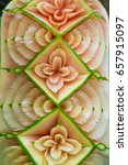 stock photo   papaya fruit... | Shutterstock . vector #657915097