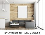 living room in a studio...   Shutterstock . vector #657960655