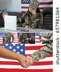 Collage For Military Service...
