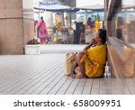 malaysia  kuala lumpur  oct 03... | Shutterstock . vector #658009951