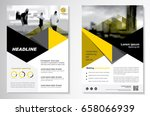 template vector design for... | Shutterstock .eps vector #658066939
