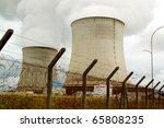 Постер, плакат: The Saint Laurent Nuclear Power