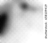 ink print distress background . ... | Shutterstock . vector #658109419