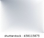halftone gradient diagonal... | Shutterstock .eps vector #658115875