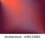 halftone gradient diagonal... | Shutterstock .eps vector #658115881