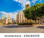 beirut  lebanon   may 22  2017  ... | Shutterstock . vector #658184539