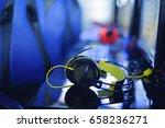 games computer online in... | Shutterstock . vector #658236271