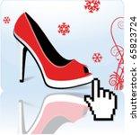 vector illustration of elegant...   Shutterstock .eps vector #65823724