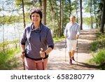 summer sport in finland  ... | Shutterstock . vector #658280779