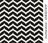 vector seamless pattern curly... | Shutterstock .eps vector #658307659