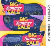 special discounts. modern...   Shutterstock .eps vector #658351507