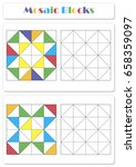 collect the correct sequence of ... | Shutterstock .eps vector #658359097