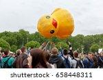 saint petersburg  russia  june... | Shutterstock . vector #658448311
