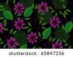 flower | Shutterstock .eps vector #65847256