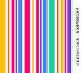 Abstract Seamless Rainbow Colo...