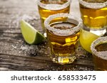 tasty alcohol drink cocktail... | Shutterstock . vector #658533475