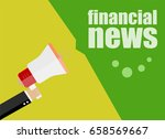 flat design business concept.... | Shutterstock . vector #658569667