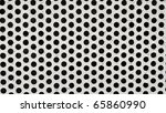 steel grid mesh useful as a... | Shutterstock . vector #65860990