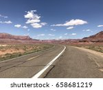 Vermillion Cliffs Highway In...