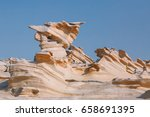 Fossil Dunes Formations