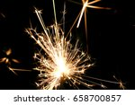 sparkler background   a...   Shutterstock . vector #658700857
