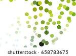 light green  yellow vector... | Shutterstock .eps vector #658783675