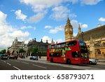 london  uk  july 29  2013 ... | Shutterstock . vector #658793071