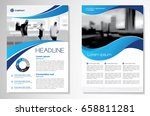template vector design for... | Shutterstock .eps vector #658811281