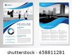 template vector design for...   Shutterstock .eps vector #658811281