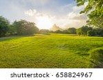 mauritius island   tamarin in... | Shutterstock . vector #658824967