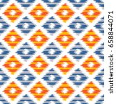 seamless geometric pattern ... | Shutterstock .eps vector #658844071