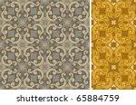 ornament pattern | Shutterstock .eps vector #65884759