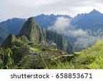 cuzco region peru | Shutterstock . vector #658853671