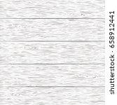 light wooden planks or wall ... | Shutterstock .eps vector #658912441