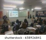 blurred images represent... | Shutterstock . vector #658926841